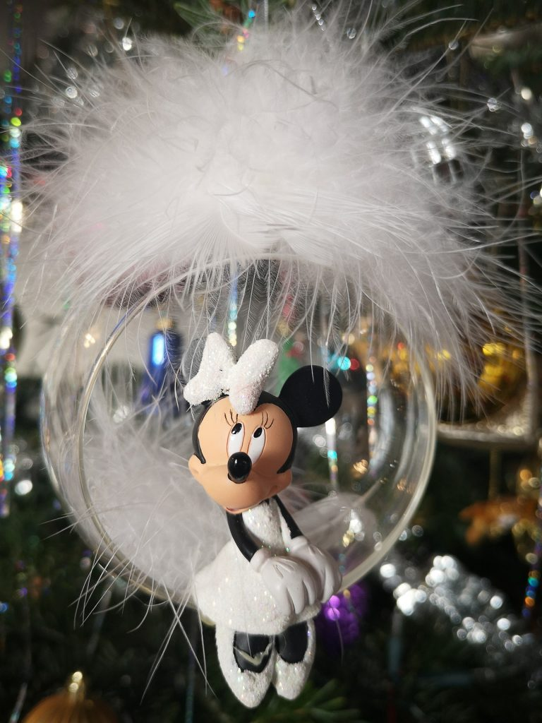 Disney Christmas Ornaments bring a little extra magic to your holiday decor. It's the Disney Souvenir that will remind you of your family vacation each and every year.