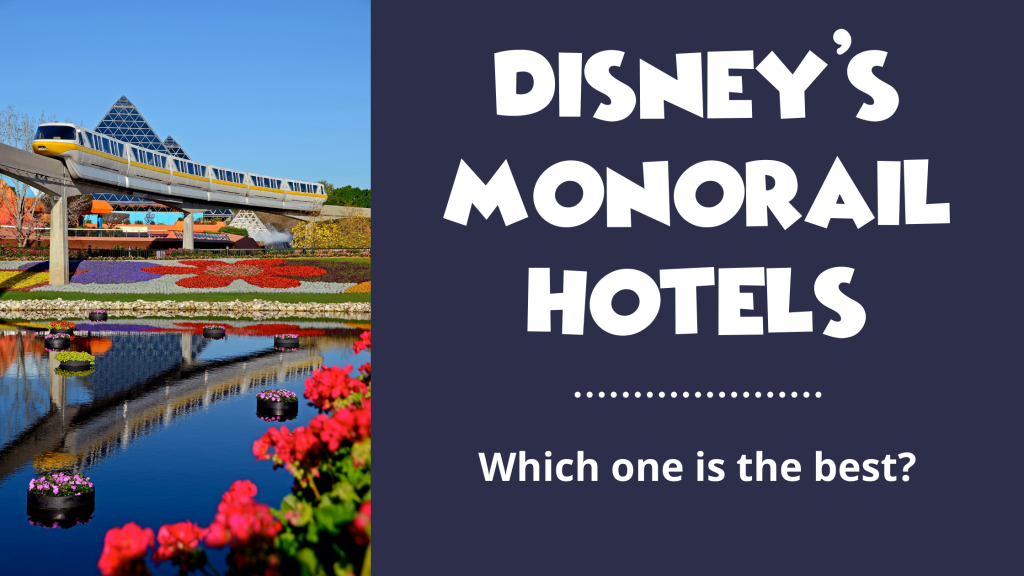 Disney's Monorail Hotels